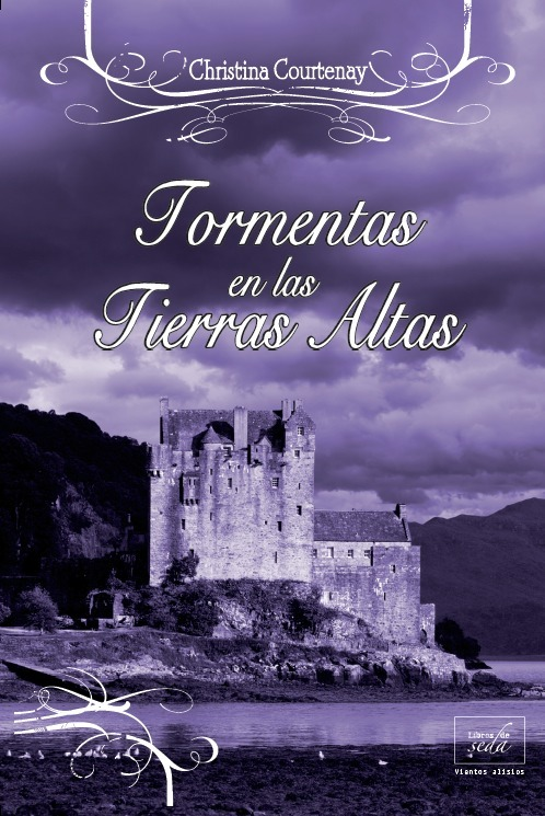 TORMENTAS EN LAS TIERRAS ALTAS: portada