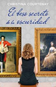 EL BESO SECRETO DE LA OSCURIDAD: portada