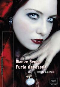 FURIA DESATADA (MAEVE REGAN - 3): portada