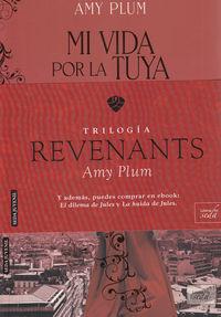 REVENANTS. TRILOGÍA: portada