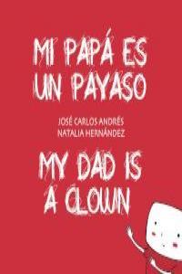 MI papa es un payaso: portada