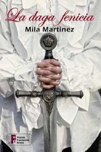 La daga fenicia: portada