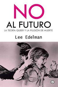 No al futuro: portada