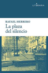 La Plaza del silencio: portada