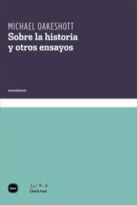 Sobre la historia y otros ensayos: portada