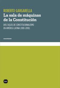 LA SALA DE MáQUINAS DE LA CONSTITUCIóN: portada