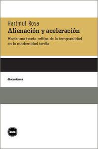 Alienación y aceleración: portada