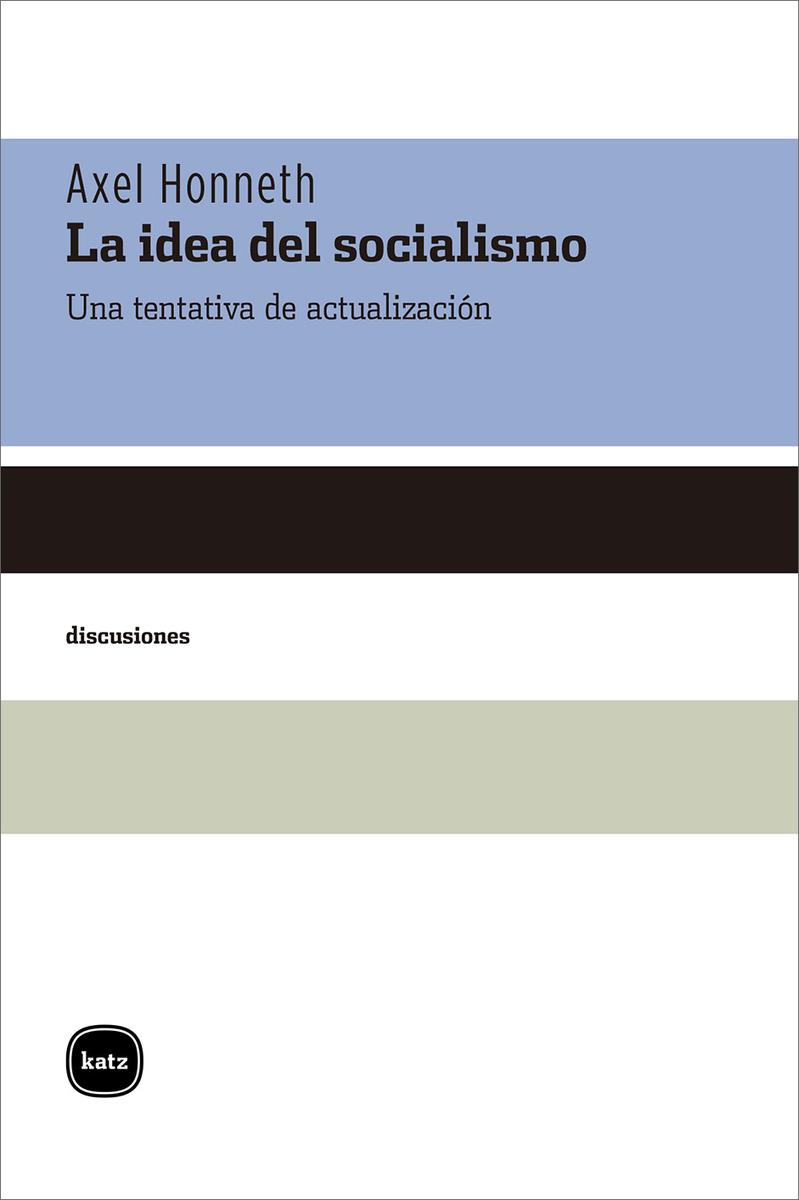 La idea del socialismo: portada