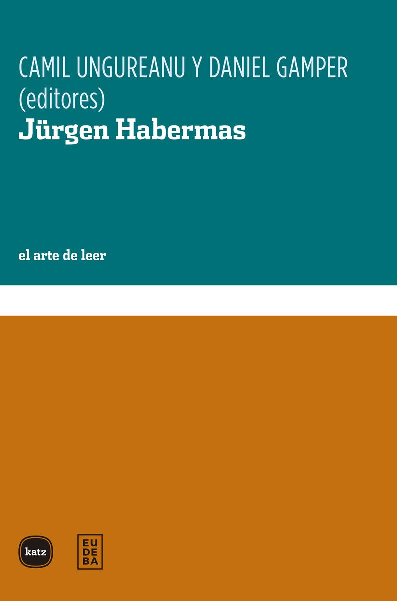 Jürgen Habermas: portada