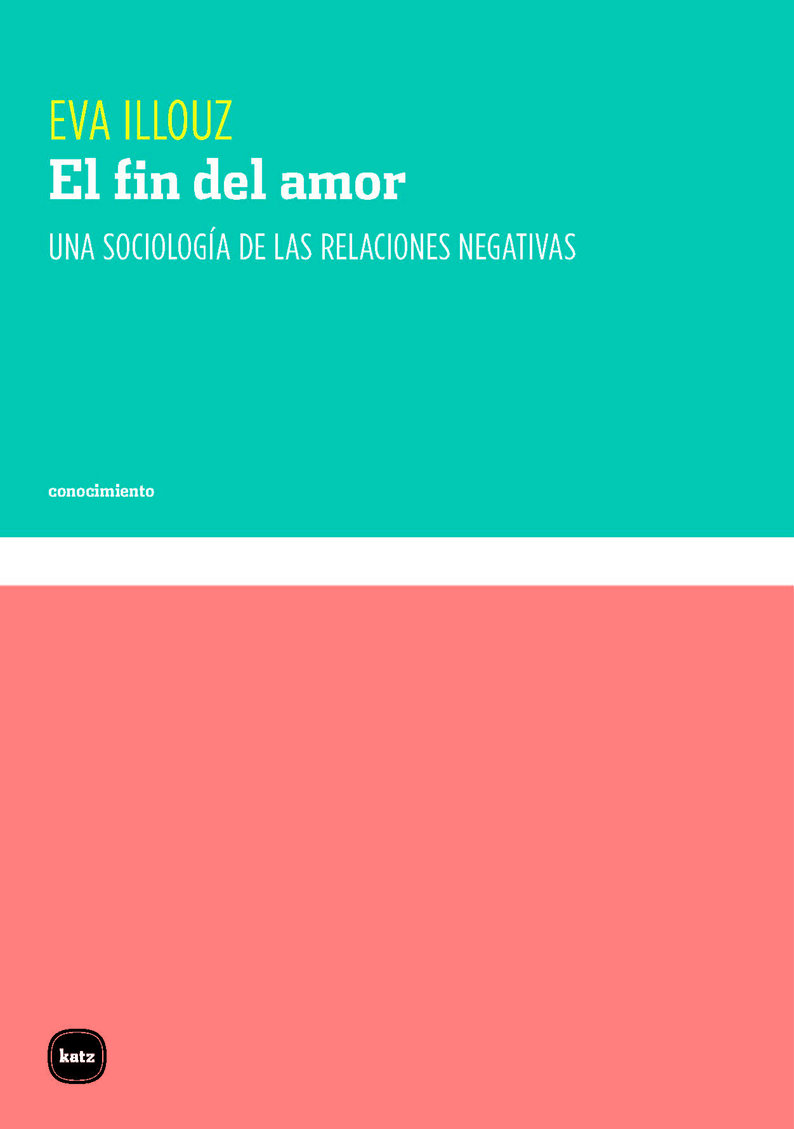 El fin del amor: portada