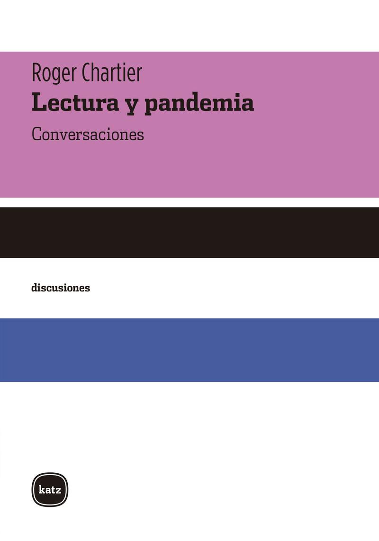 Lectura y pandemia: portada