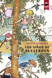 niños de Bullerbyn, Los: portada