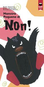 Monstro Pequeno di NON!: portada