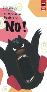 Monstre Petit diu NO!, El: portada