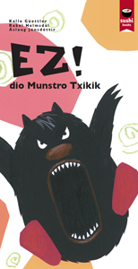 EZ! dio Munstro Txikik: portada