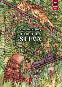 libro da selva, O: portada