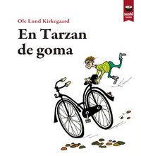 En Tarzan de goma: portada