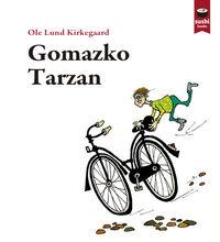 Gomazko Tarzan: portada