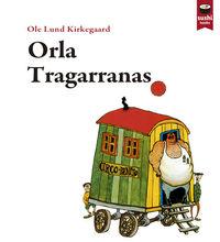 Orla Tragarranas: portada