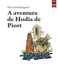 A aventura de Hodia de Piort: portada