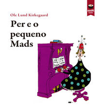Per e o pequeno Mads-Gall: portada