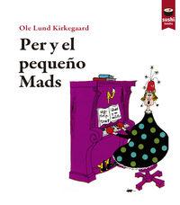 Per y el pequeño Mads: portada