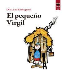 El pequeño Virgil: portada