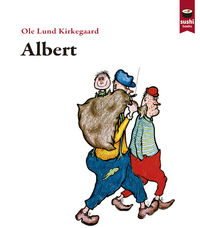 Albert: portada