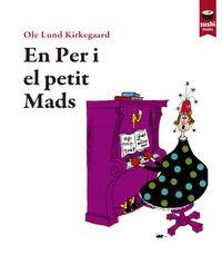 En Per i el petit Mads: portada