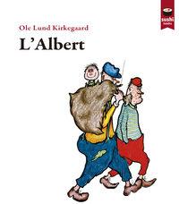 L'Albert-cat: portada