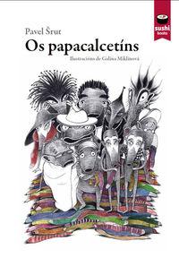 Os papacalcetíns: portada