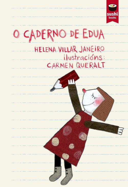 O caderno de Edua: portada