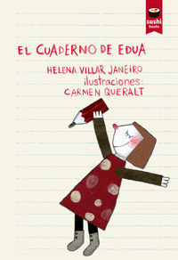El cuaderno de Edua: portada