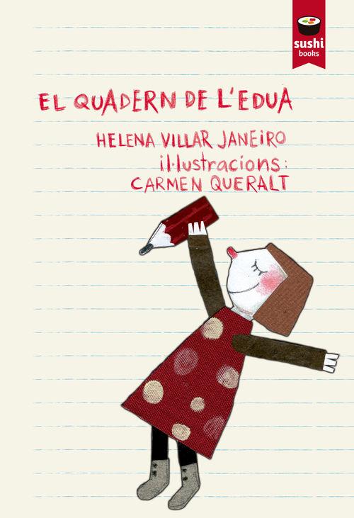 El quadern de l'Edua: portada