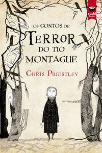 Os contos de terror do tío Montague: portada