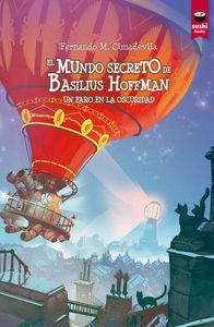 El mundo secreto de Basilius Hoffman.Vol.2: portada
