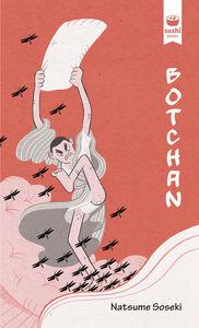Botchan: portada