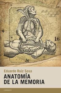 Anatomía de la memoria: portada