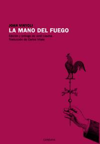 MANO DEL FUEGO,LA: portada