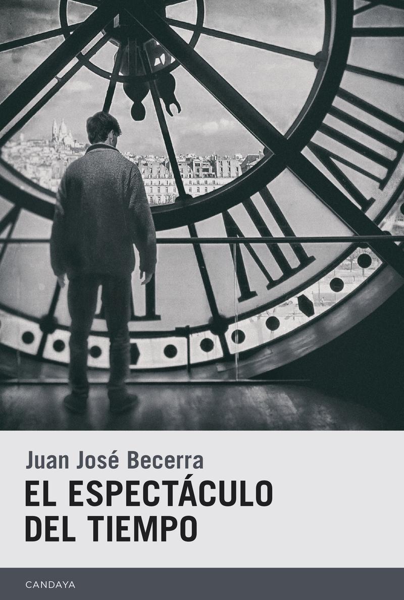 El espectáculo del tiempo: portada