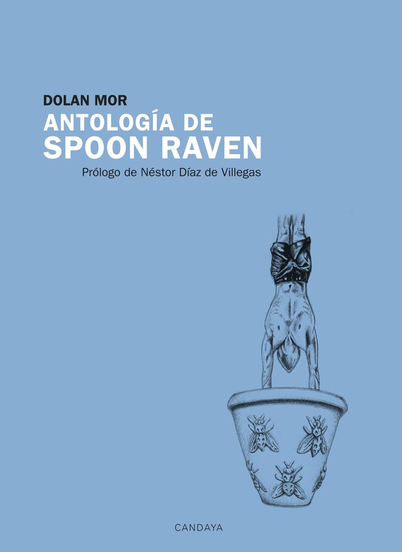 Antología de Spoon Raven: portada