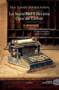 La Sociedad Literaria Ojos de Liebre: portada