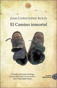 El Camino inmortal: portada