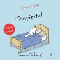 SIMON'S CAT VI DESPIERTA: portada