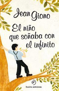 El niño que soñaba con el infinito: portada