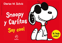 Snoopy y Carlitos 7. Soy cool: portada