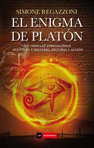 El enigma de Platón: portada