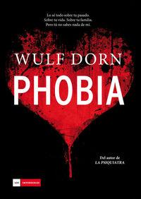 Phobia: portada