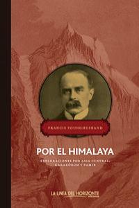 Por el Himalaya: portada