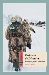 CRóNICAS DE ISLANDIA: portada